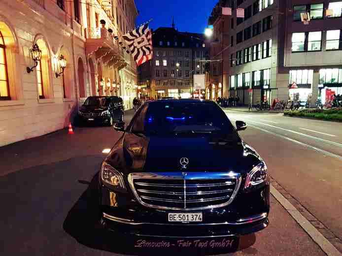 First Class Chauffeur Service Bern Switzerland