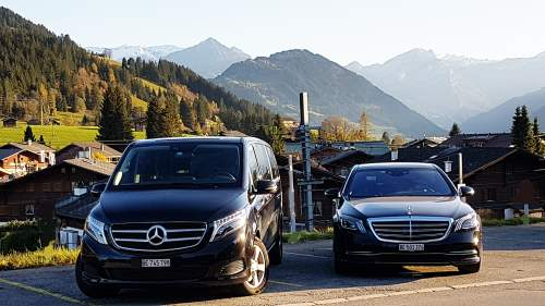 Limousine Gstaad