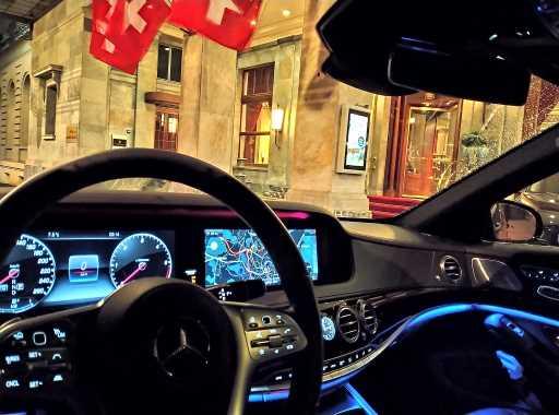 Fair Taxi Bern