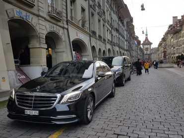 Taxi Bern.